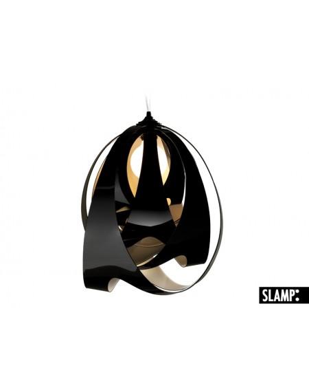 Lampada A Sospensione Lampadario Goccia Nero Slamp