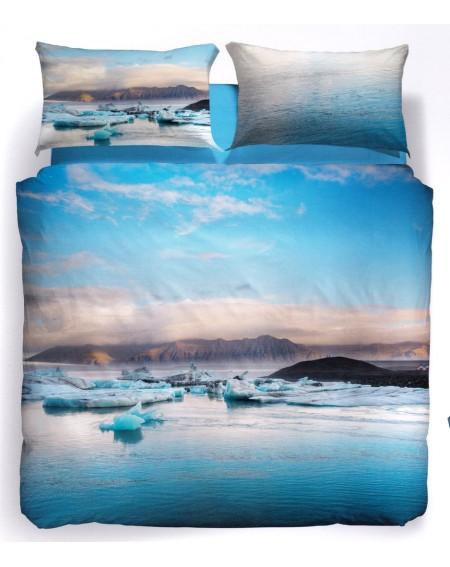 Bettbezug - Bettwäsche Blue Lagoon