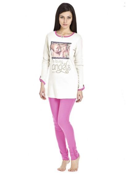 Pyjama copine Cherubini