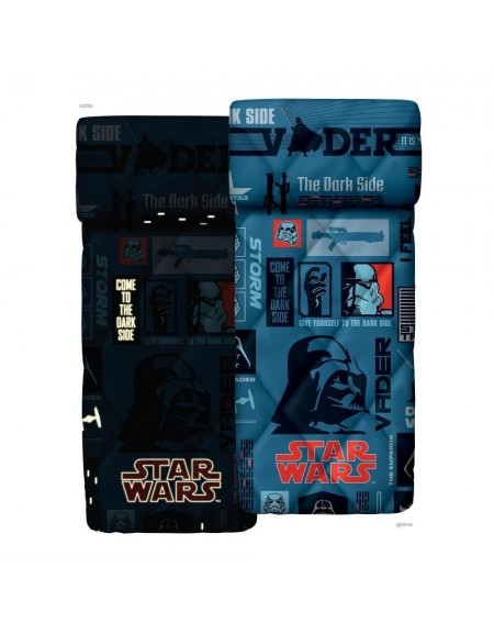 COMFORTER Star Wars VADER IDROMARK GLOW print