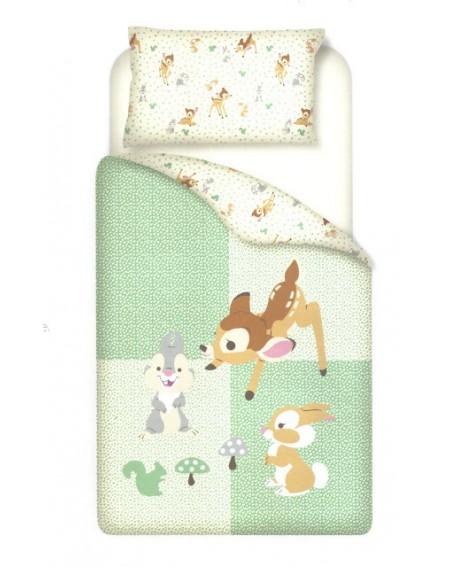 Baby Bedding duvet set Bambi Disney