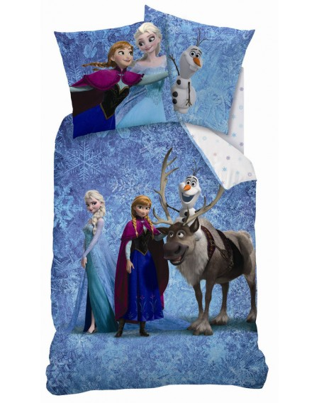 Duvet Set SINGLE BED Frozen...