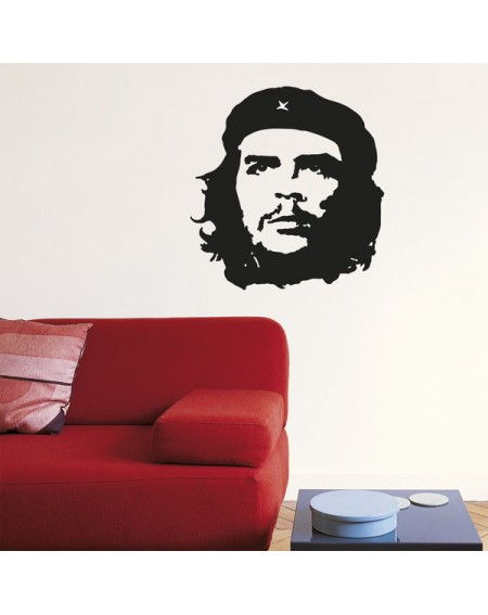 Wall sticker HOMESTICKERS® Collector 51 x 71 cm Che Guevara