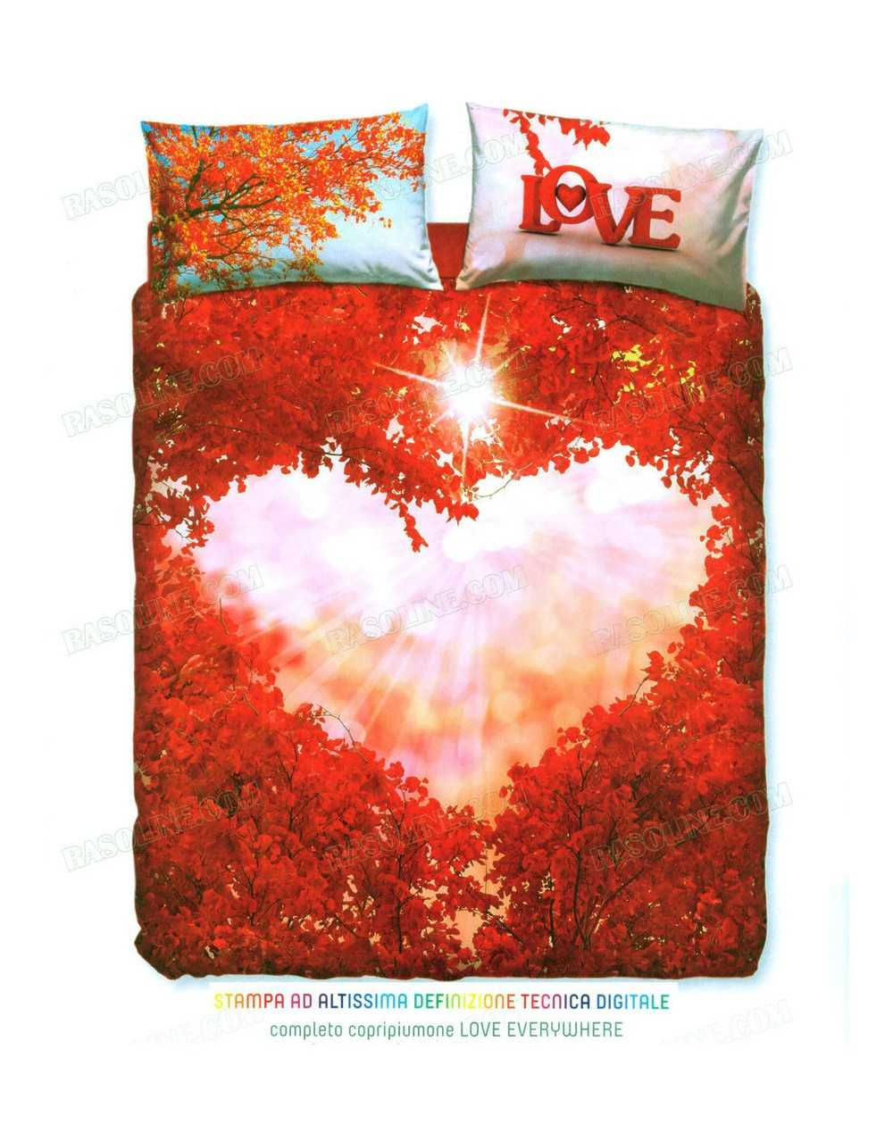 Funda Nordica King Size.Funda Nordica Love Is Magic Bassetti Rasoline L F D Home