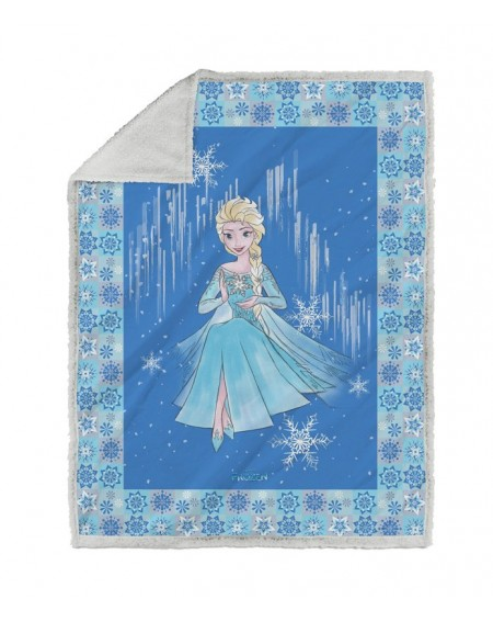 Frozen Fleecedecke / Decke