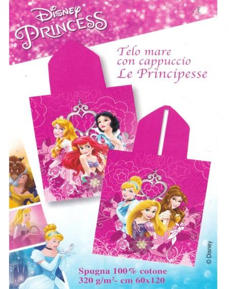 Cape de bain à capuche Frozen Princess