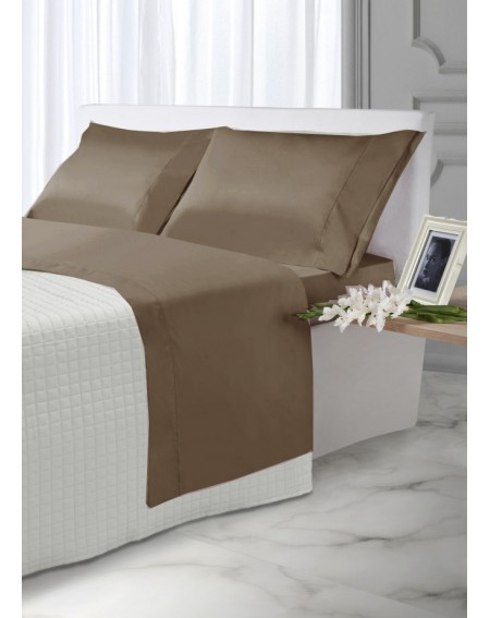 SHEET SET Super King size Satin