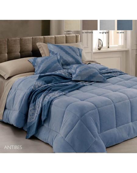 Steppdecke Bett 125 cm Antibes