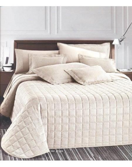 Beadspread bed-cover in jacquard Dalila