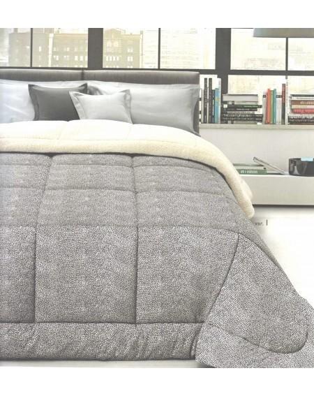 Comforter Moscow gray color GF Ferrari cloth jacquard fabric
