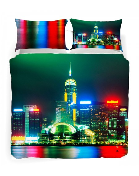 HONG KONG DUVET SET...