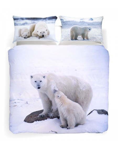 Polar DUVET SET Discovery Channel