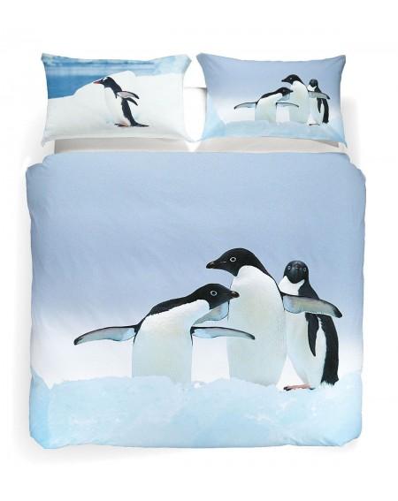 Penguins Bettwäsche Bettbezug Discovery