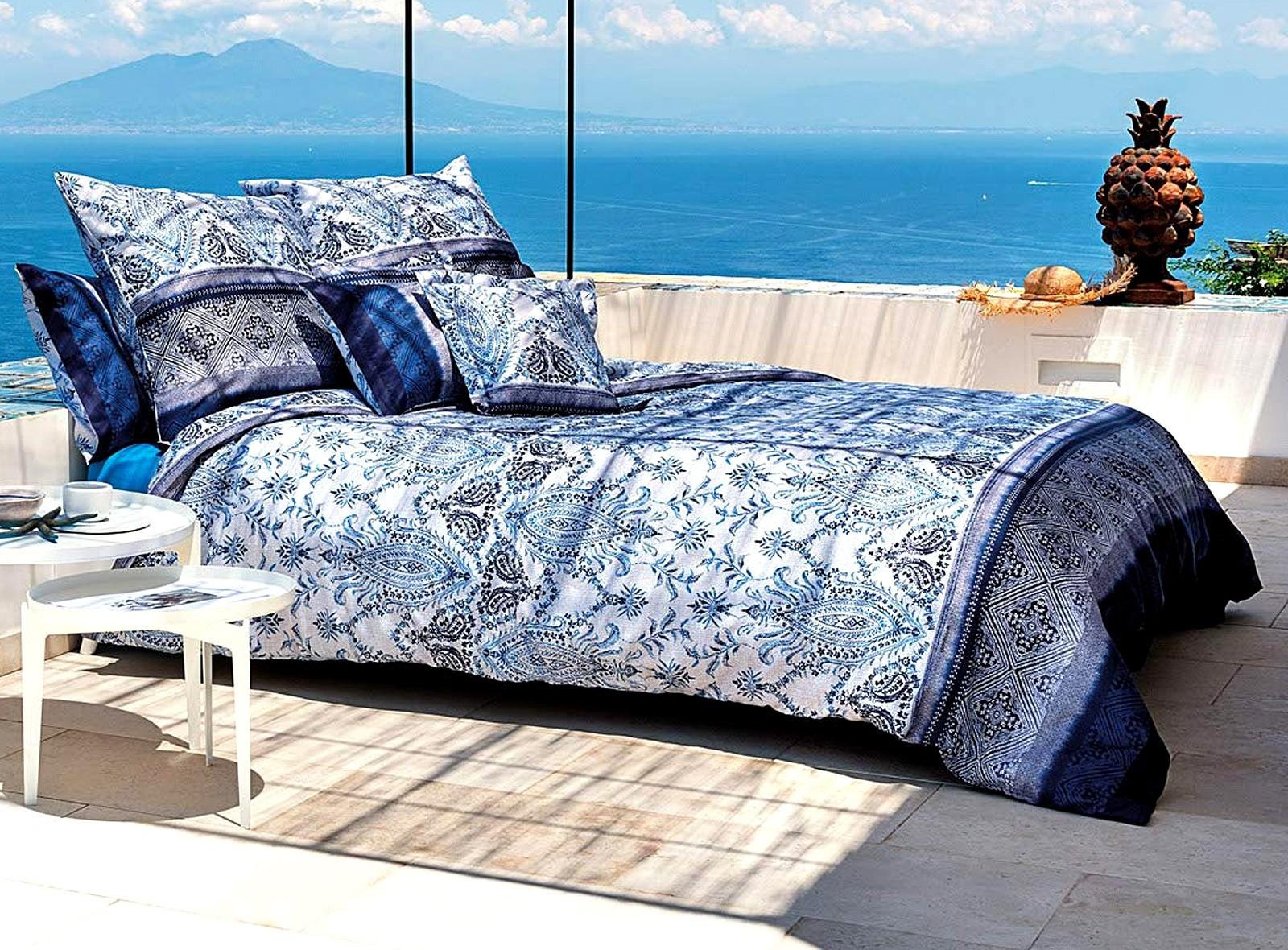 Copripiumino Bassetti Misure.Complete Double Duvet Cover Bedding Granfoulard Bassetti Red