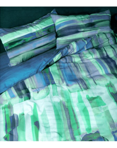 Duvet Set - a fitted sheet Life Stain Bassetti