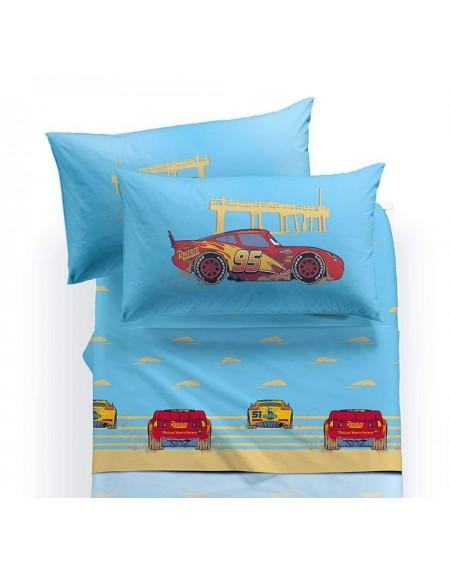 Juegos de sábanas para cama individual Cars 3