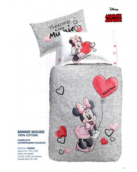 Bettbezug -Bettwäsche Minnie Caleffi