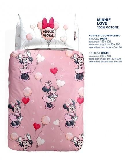 HOUSSE DE COUETTE Minnie Love