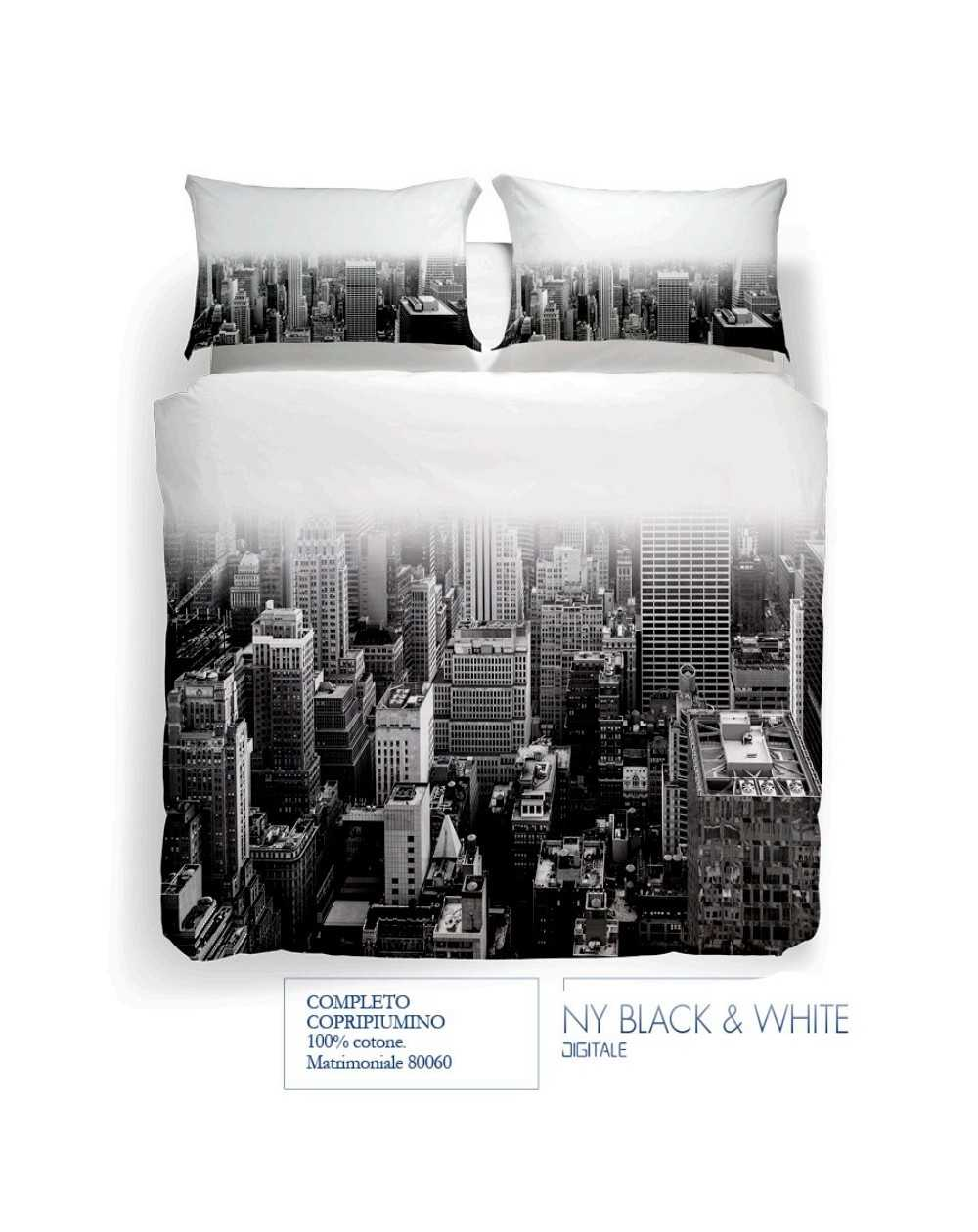Duvet Set super king size Dubai by Night from Caleffi