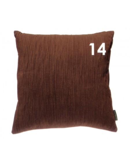 Cushion COBALTO by Manterol color brown