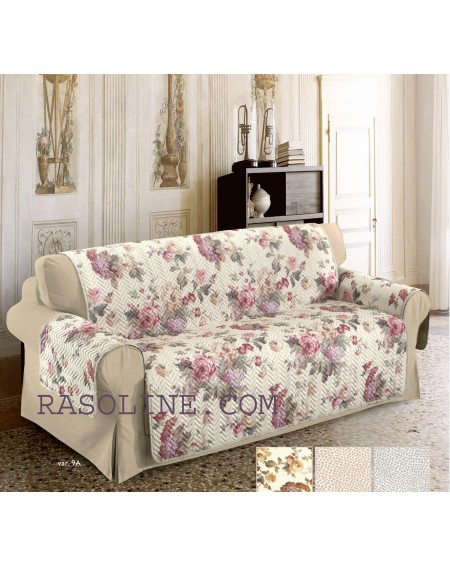 Housse de fauteuil 1 place 60x210 cm MADE IN ITALY