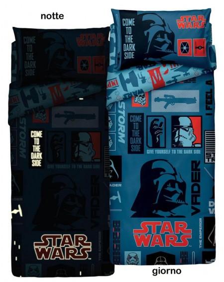 Bettbezug - Bettwäsche Star Wars Vader Zucchi