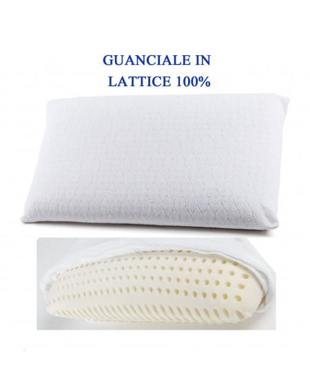 Cuscino Guanciale in Lattice Indeformabile Gabel NOTTETEMPO