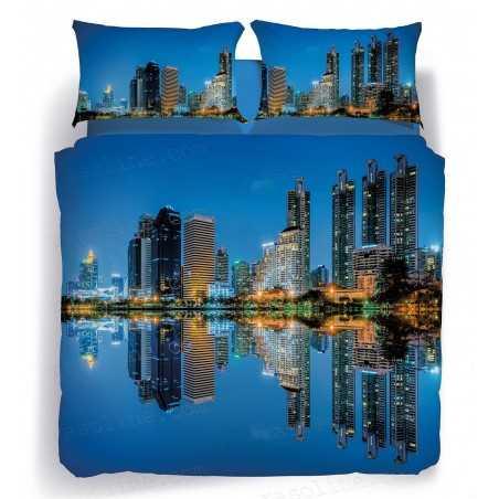 Bangkok skyline Marco Carmassi