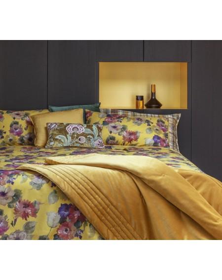 Couvre-lit double en pur coton Dalia
