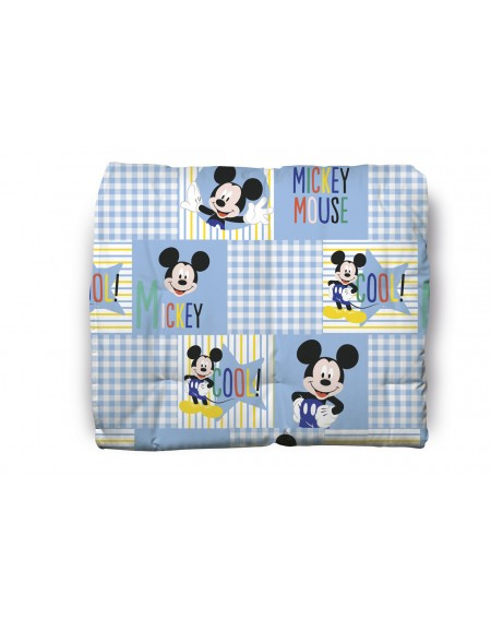Steppdecke für Kinderbett Mickey Forever