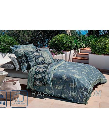 Duvet Set super king size bed Granfoulard ANACAPRI Bassetti