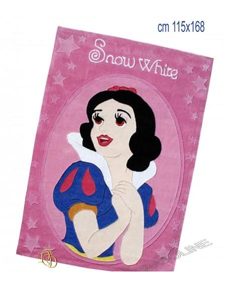 Teppich Schneewittchen 115X168Cm Prinzessinnen Originale Disney Top Line