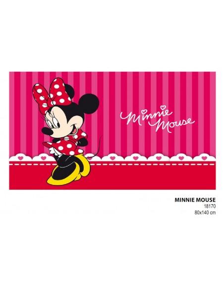 Moquette tapis Disney Minnie 140 x 80 cm