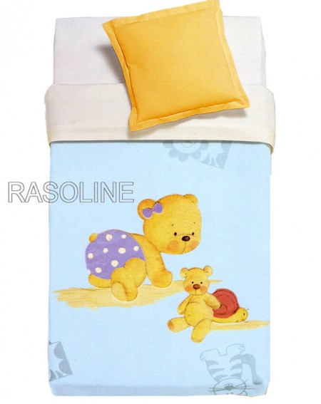 Baby blanket from Manterol