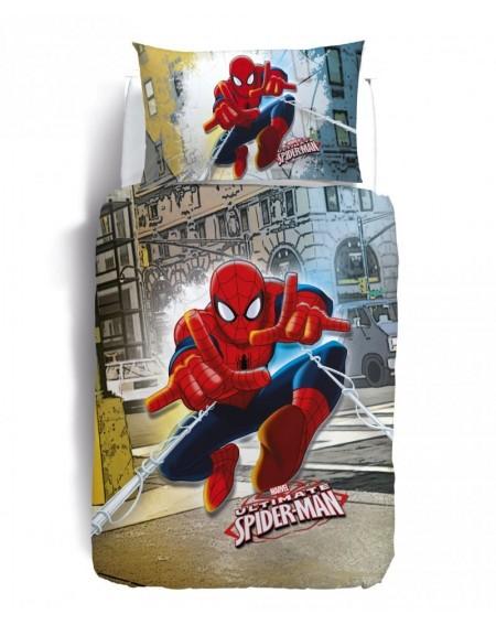 Funda nordica para cama individual Spiderman Broadway