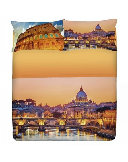 Drap deux places ROMA by Gabel Planet