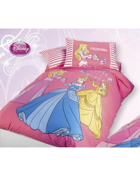 Duvet Set - a fitted sheet, Princess Royal