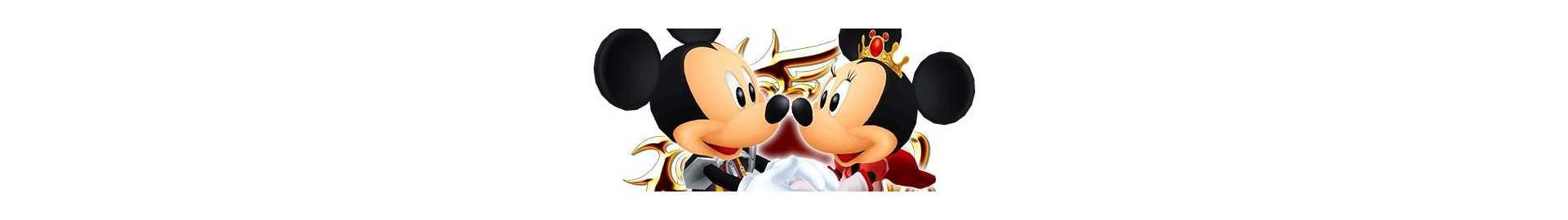 Mickey Mouse - Minnie - Rasoline L.F.D. Home