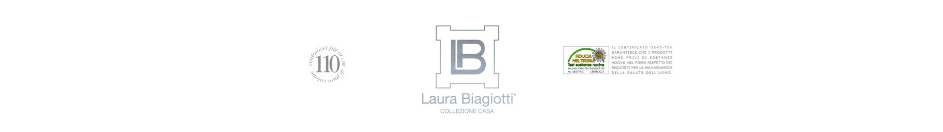 LAURA BIAGIOTTI LINEA CASA - Raso line L.F.D. Home