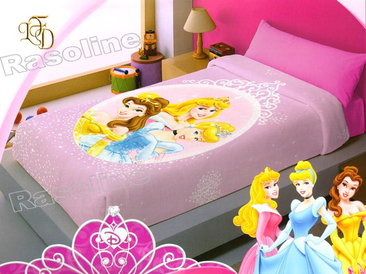 Letto Carrozza Disney : Letto carrozza principesse disney: camerette da principesse